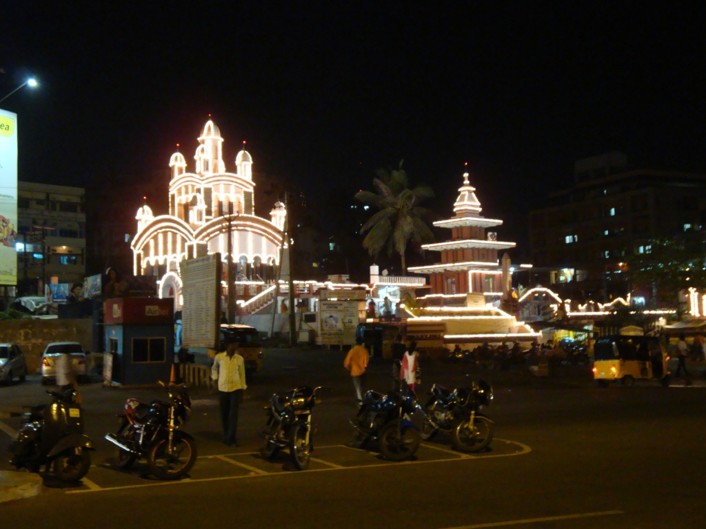 KaliMatha Temple at RK Beach